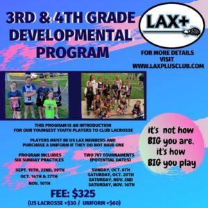 Developmental Programs