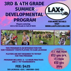 SUMMER Developmental Program 2020 2